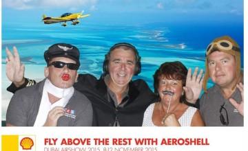 CES at Dubai Airshow 2015
